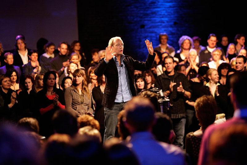 Derek Ogilvie On Stage