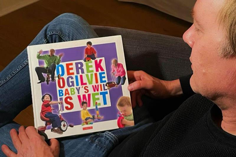Derek Ogilvie Book